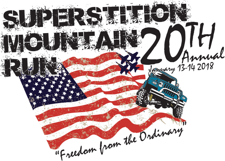 20th Annual Superstition Mountain Run